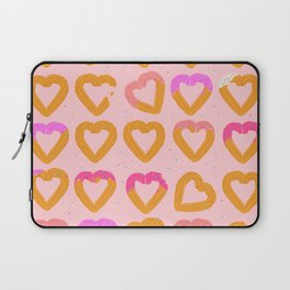 Churro Hearts Laptop Sleeve
