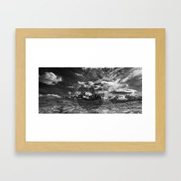 MACROCOSMOS 04 Framed Art Print