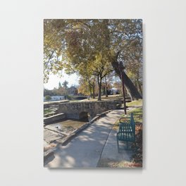 Northeastern State University - Hendricks Spring, No. 14 Metal Print