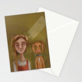 Lita und Laszlo Stationery Cards