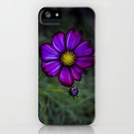 Floral autumn iPhone Case