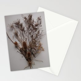 Bouquet Séché Stationery Cards