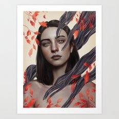 Albor. Art Print