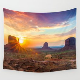 Monument Valley Wall Tapestry