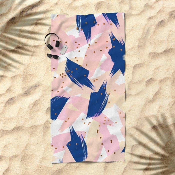 Complicated Lover #society6 #decor #buyart Beach Towel
