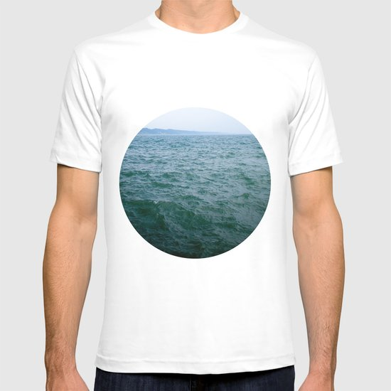 Nautical Porthole Study No.1 T-shirt