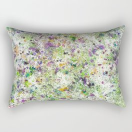 Abstract Artwork Colourful #5 Rectangular Pillow