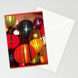 Let There Be Light! Stationery Cards