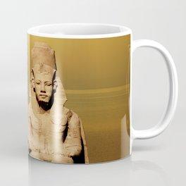 Ramesses and Nefertari Coffee Mug