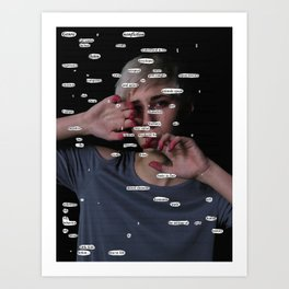 Genre: Nonfiction Art Print