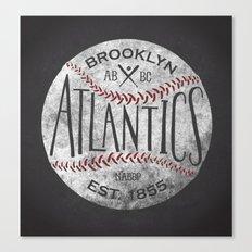 Brooklyn Atlantics  Canvas Print