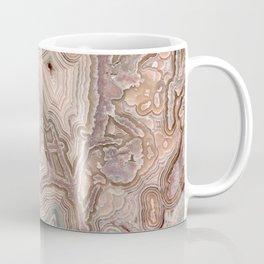 Crazy Lace Agate Mineral Coffee Mug