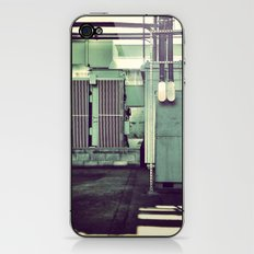electric still life iPhone & iPod Skin