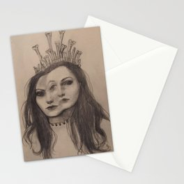 The Bone Queen Stationery Cards