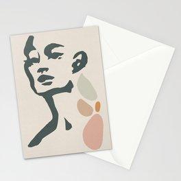 FEMININE NO.005 Stationery Cards