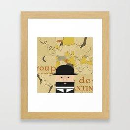 Henri de Toulouse Framed Art Print