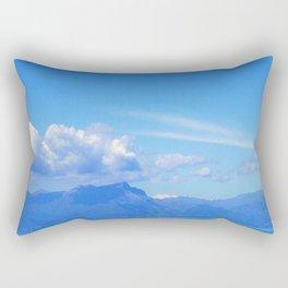 Blu Rectangular Pillow