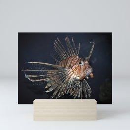 Lionfish Mini Art Print