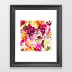 Potpourri Framed Art Print
