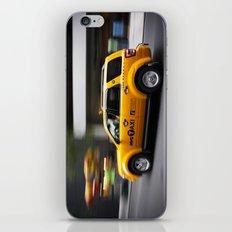 Follow that car iPhone & iPod Skin