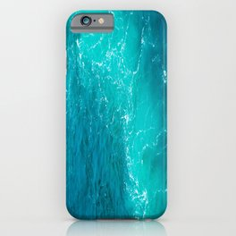 H2Oh, that's cold! iPhone Case