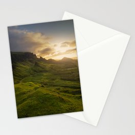 Mesmerized By the Quiraing VI Stationery Cards