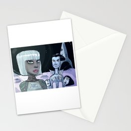 Cyclops Children of Outpost Seven Stationery Cards