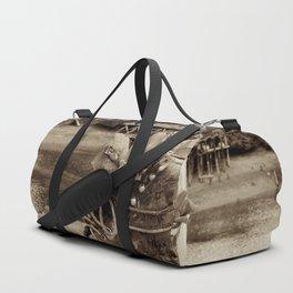 New Purpose in Seldovia Duffle Bag