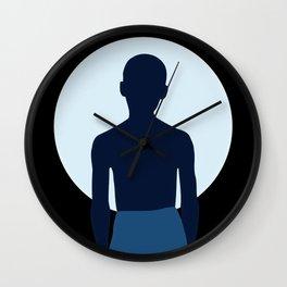 Moonlight movie Wall Clock