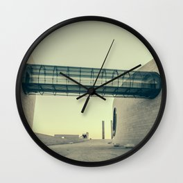 Champalimaud Foundation II Wall Clock