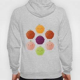 Cutie Fruity (Watercolour) Hoody