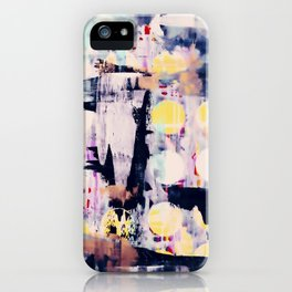 Painting No. 2 iPhone Case