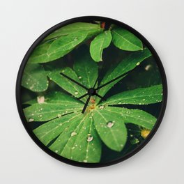 Magic wonderland Wall Clock