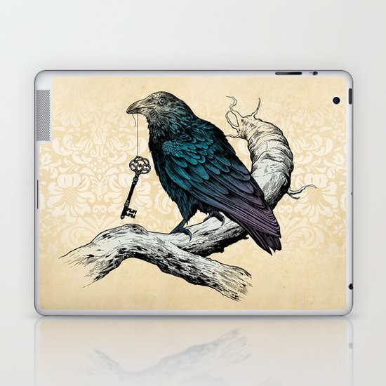Raven's Key Laptop & iPad Skin