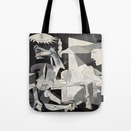 Pablo Picasso Guernica 1937 Artwork Shirt, Art Reproduction for Prints Posters Tshirts Men Women Tote Bag