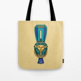 Hathor's Sistrum Tote Bag