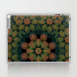 A Vintage Look Laptop & iPad Skin