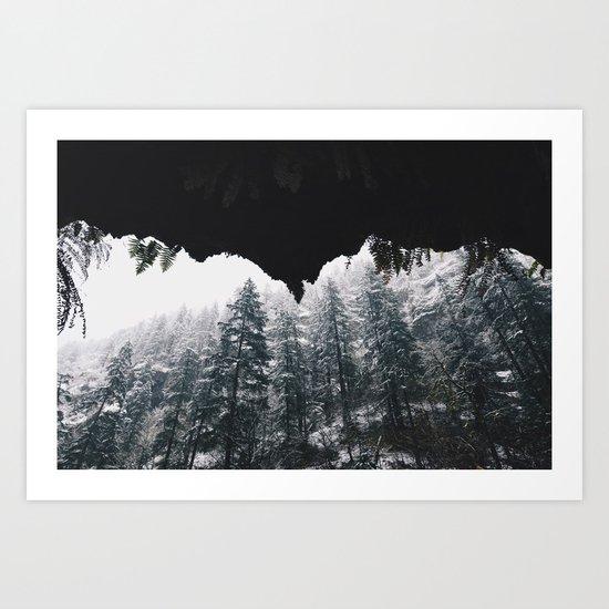 Winter VI Art Print