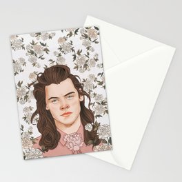 H Pink Stationery Cards