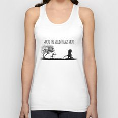 Where the wild things were. Unisex Tank Top