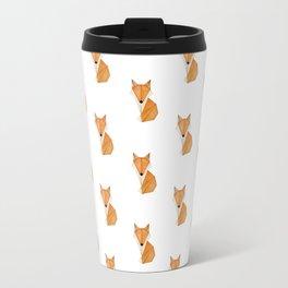 Fox Pat Travel Mug