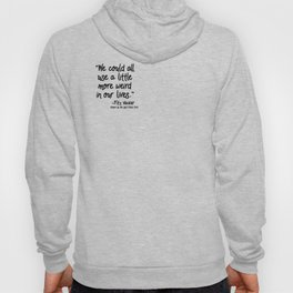 Fan-favorite Fitz Quote Hoodie
