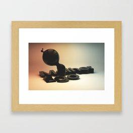 Mother Ego Framed Art Print