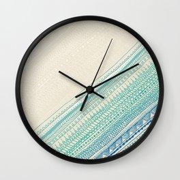Ocean's Edge Wall Clock