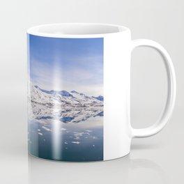 The World Above and Below the Ice Coffee Mug