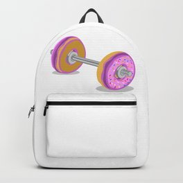 Donut Weight Artwork Backpack