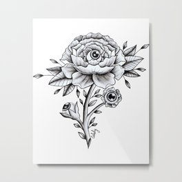 iBouquet Metal Print