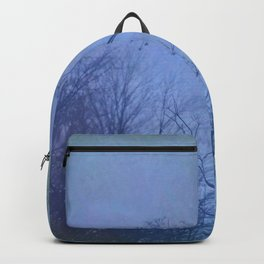 The Quiet of Winter Backpack