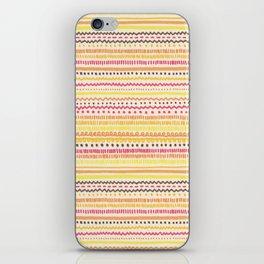 Summer Pattern iPhone Skin