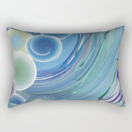 Hope Comes in Color Rectangular Pillow